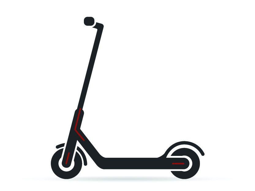 Dubais Scooter Service